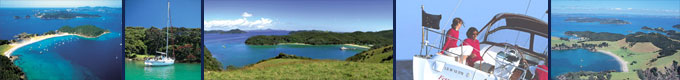 Sailing Holidays in New Zealand with South Pacific Sailing